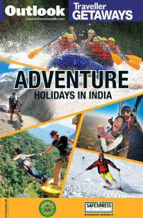 Adventure Holidays In India
